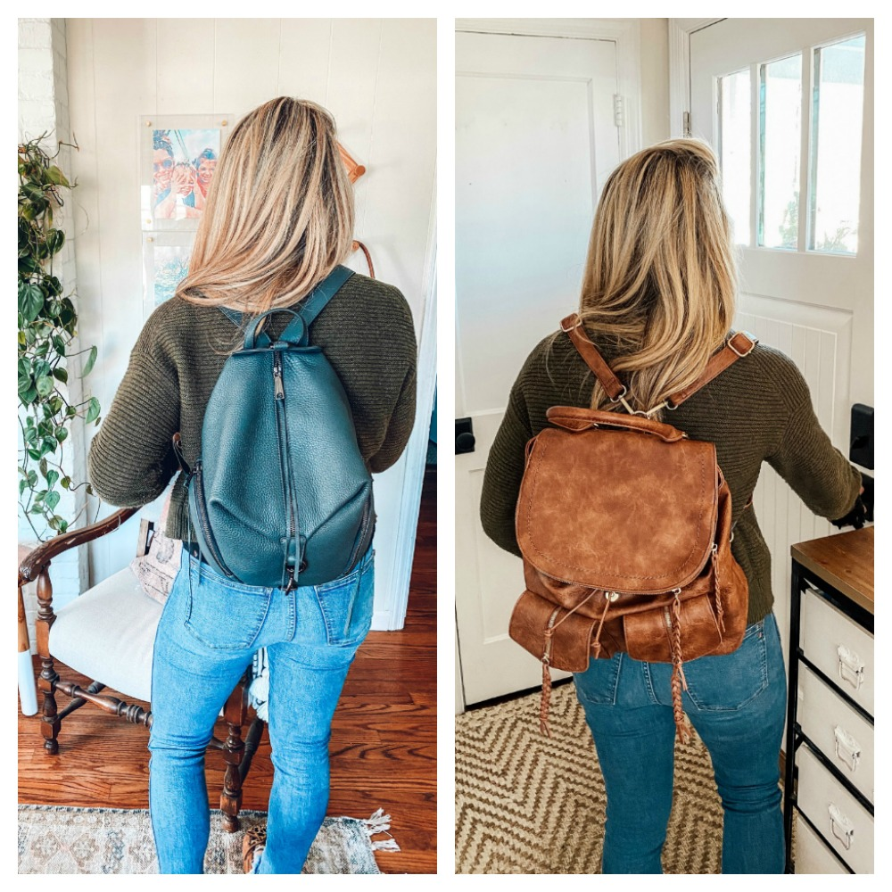 Friday Favorites- Backpack Purse, New at Target, and MORE