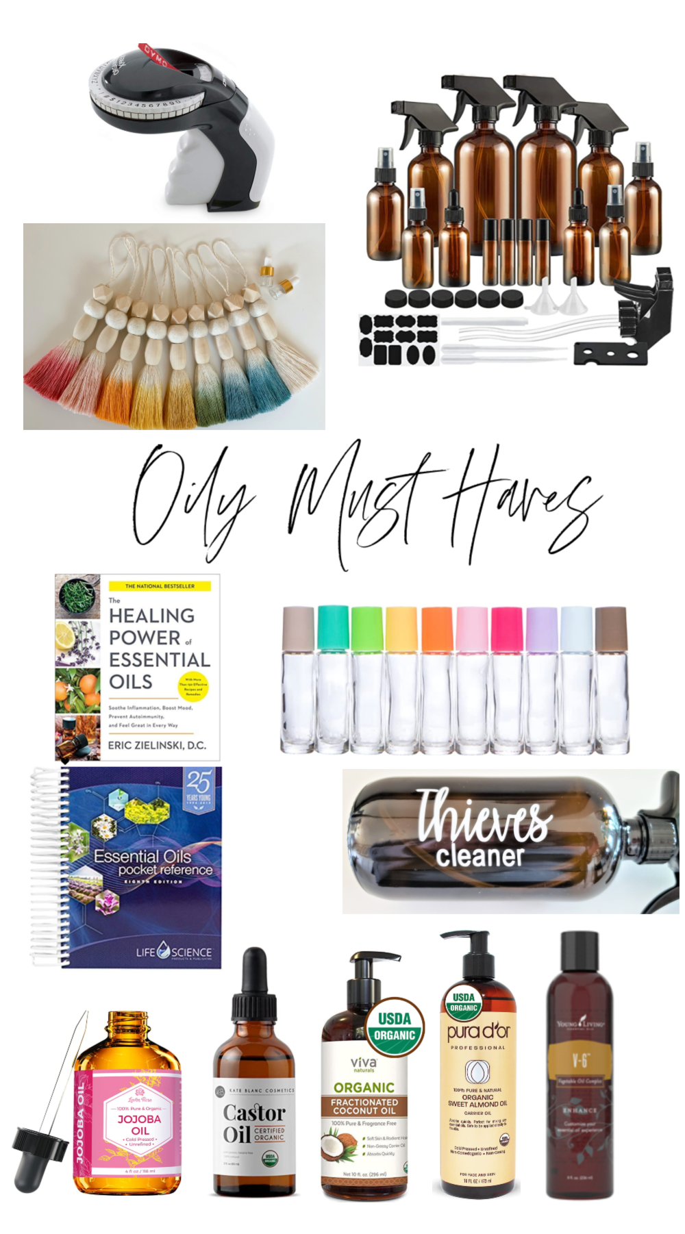 Oily Must Haves