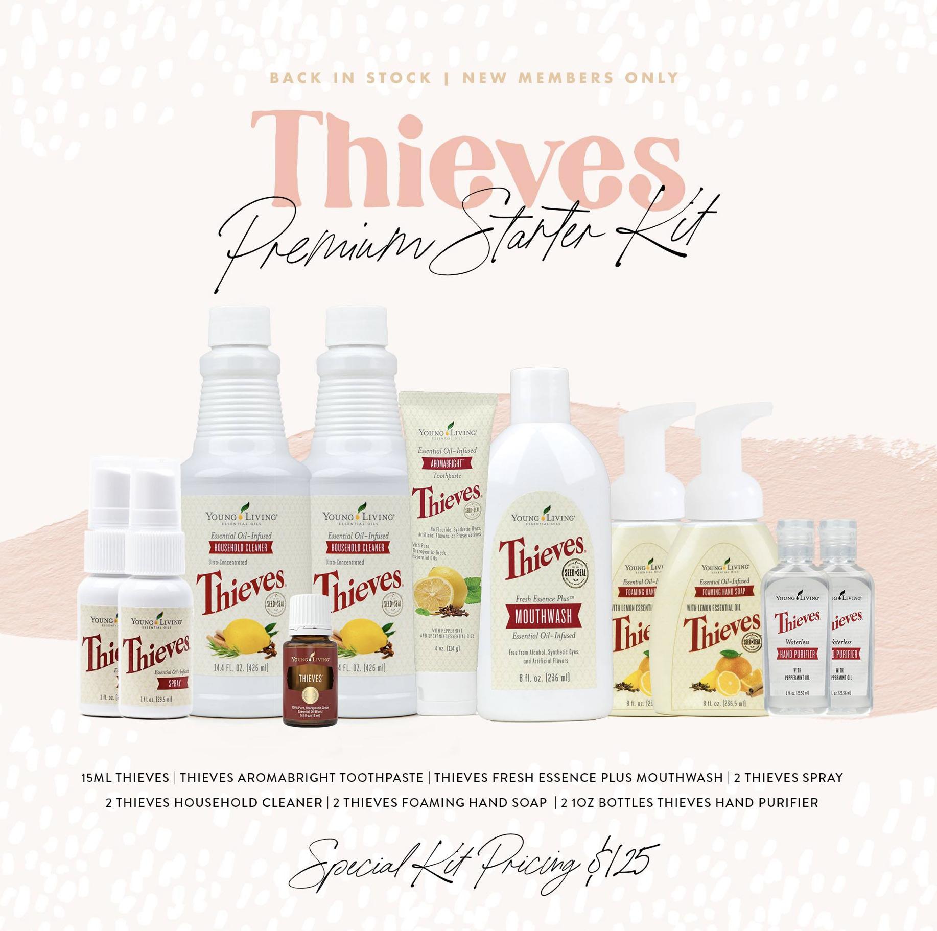Thieves starter kit