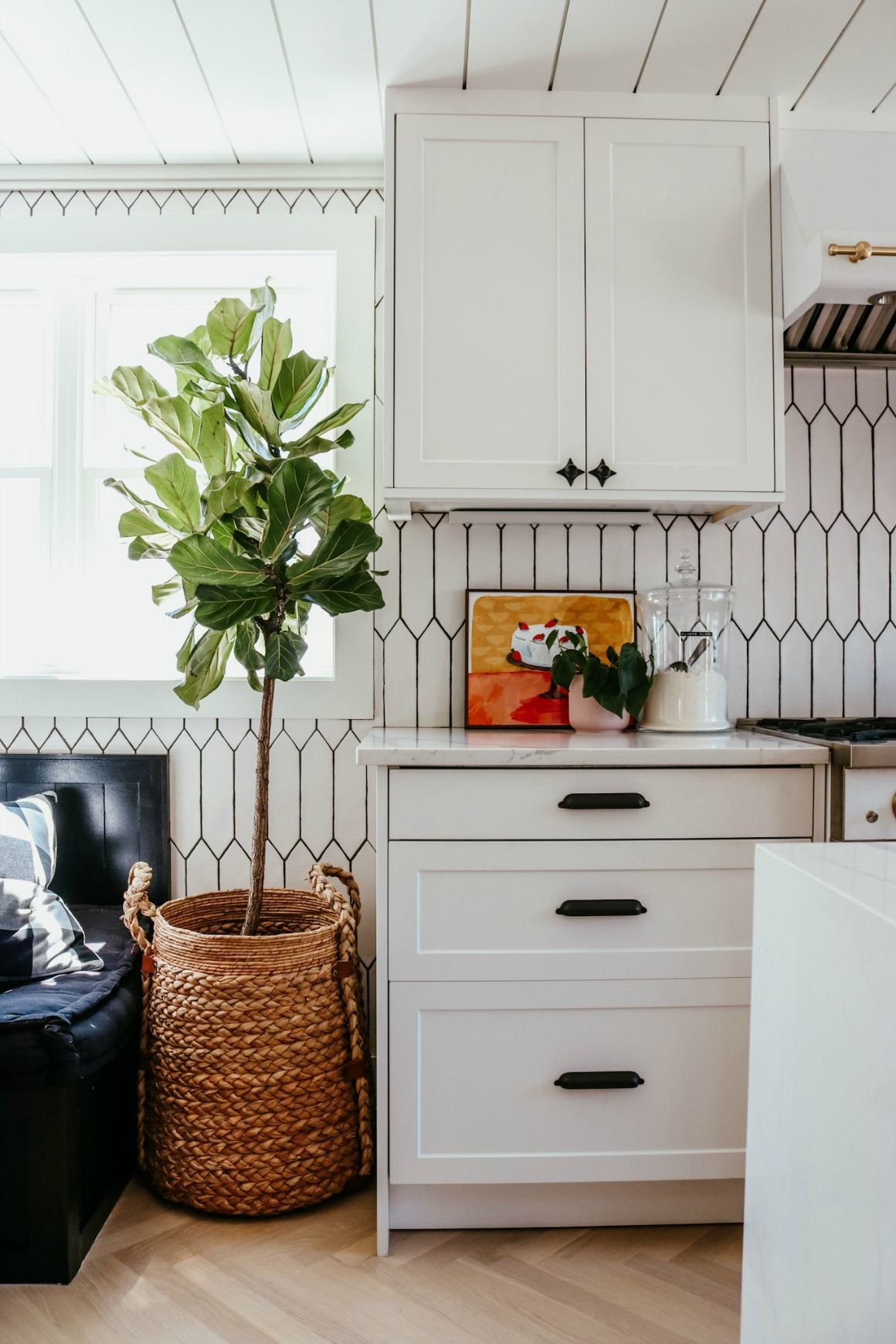 Kitchen Remodel with IKEA Cabinets and Semihandmade