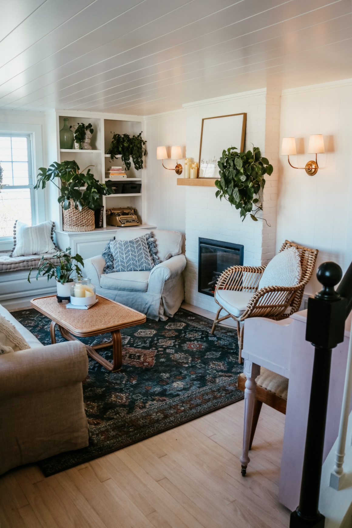 Nesting with Grace Living Room