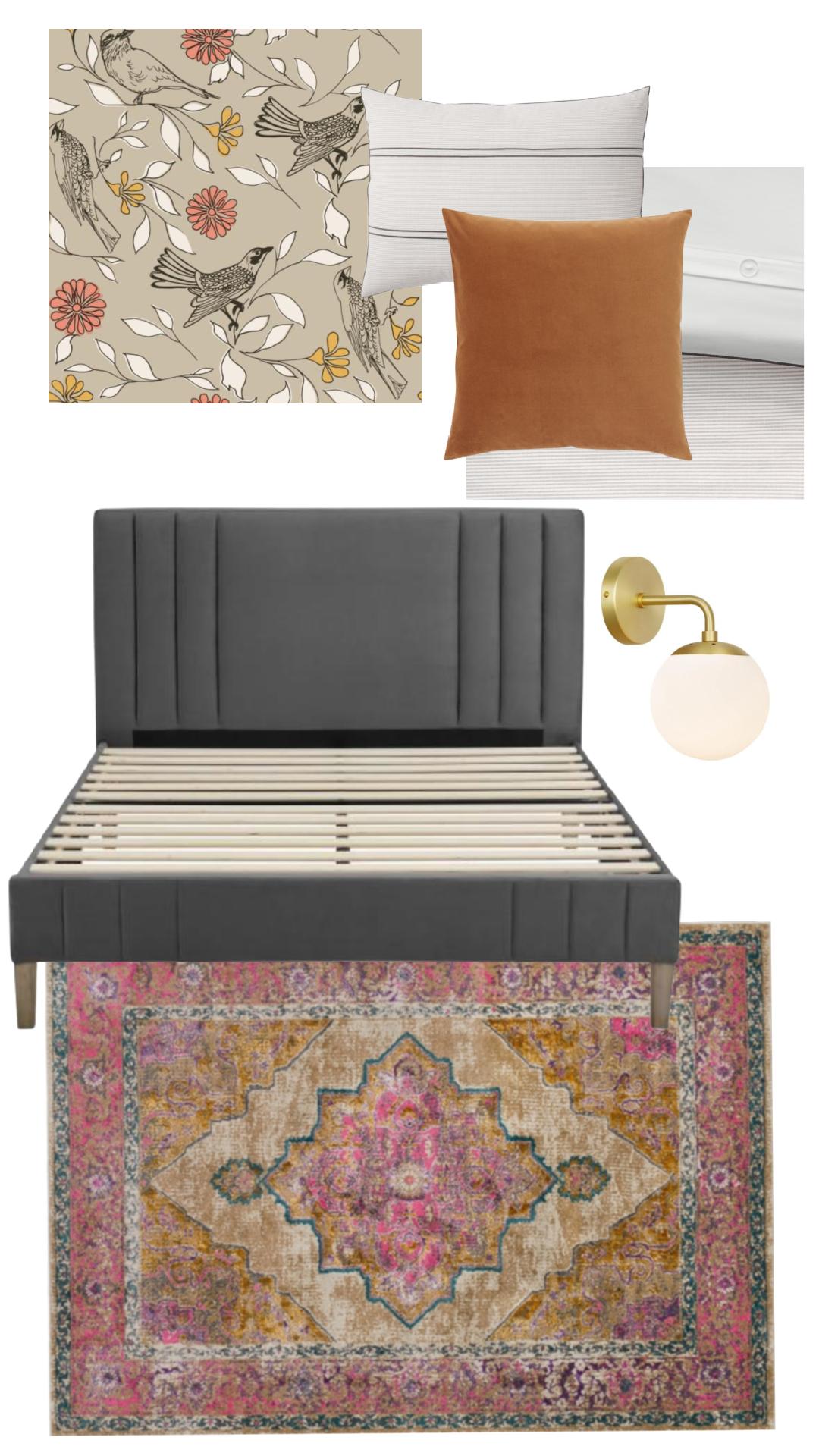Bedroom Design Plan