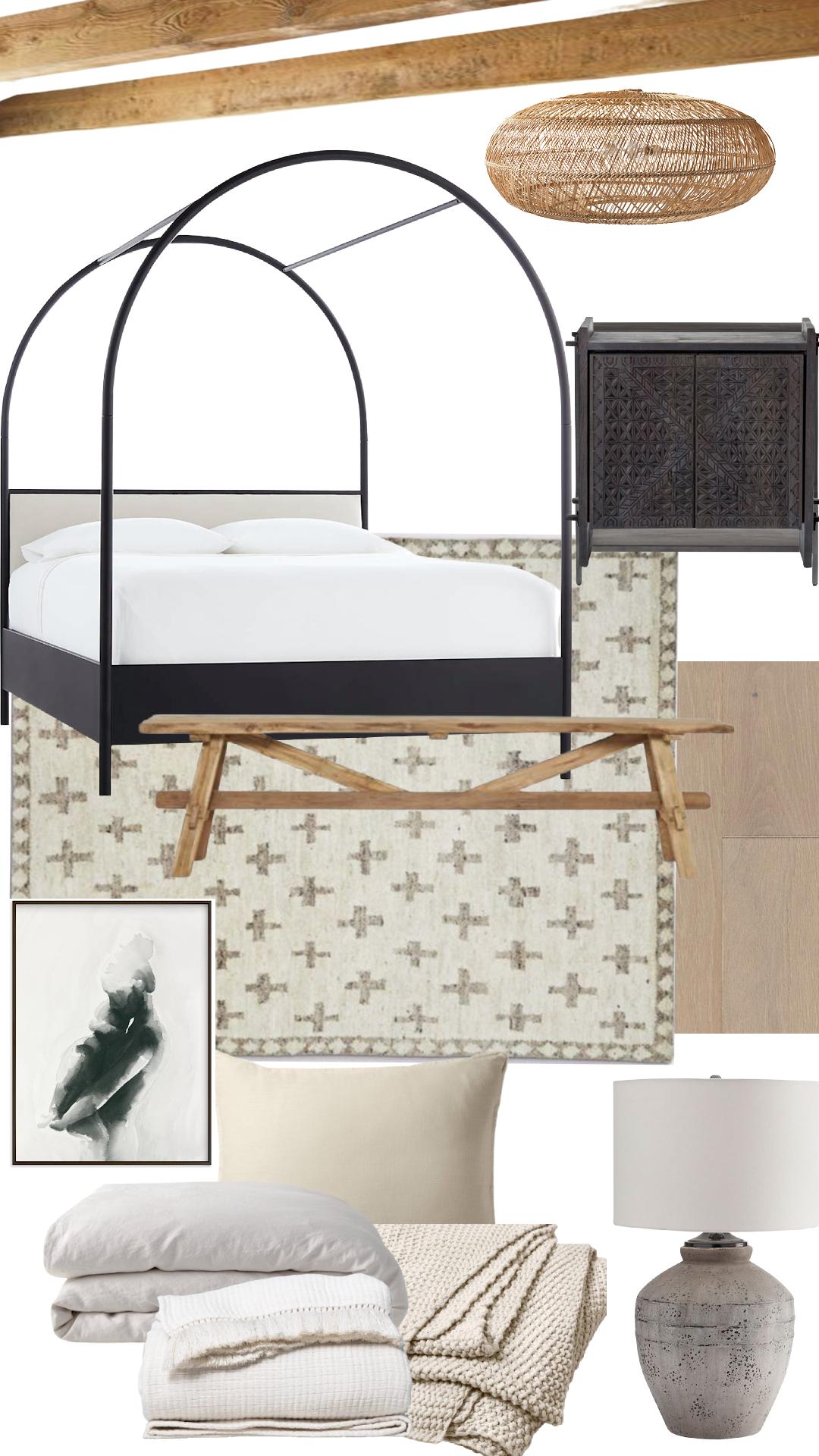 Primary Bedroom Plans