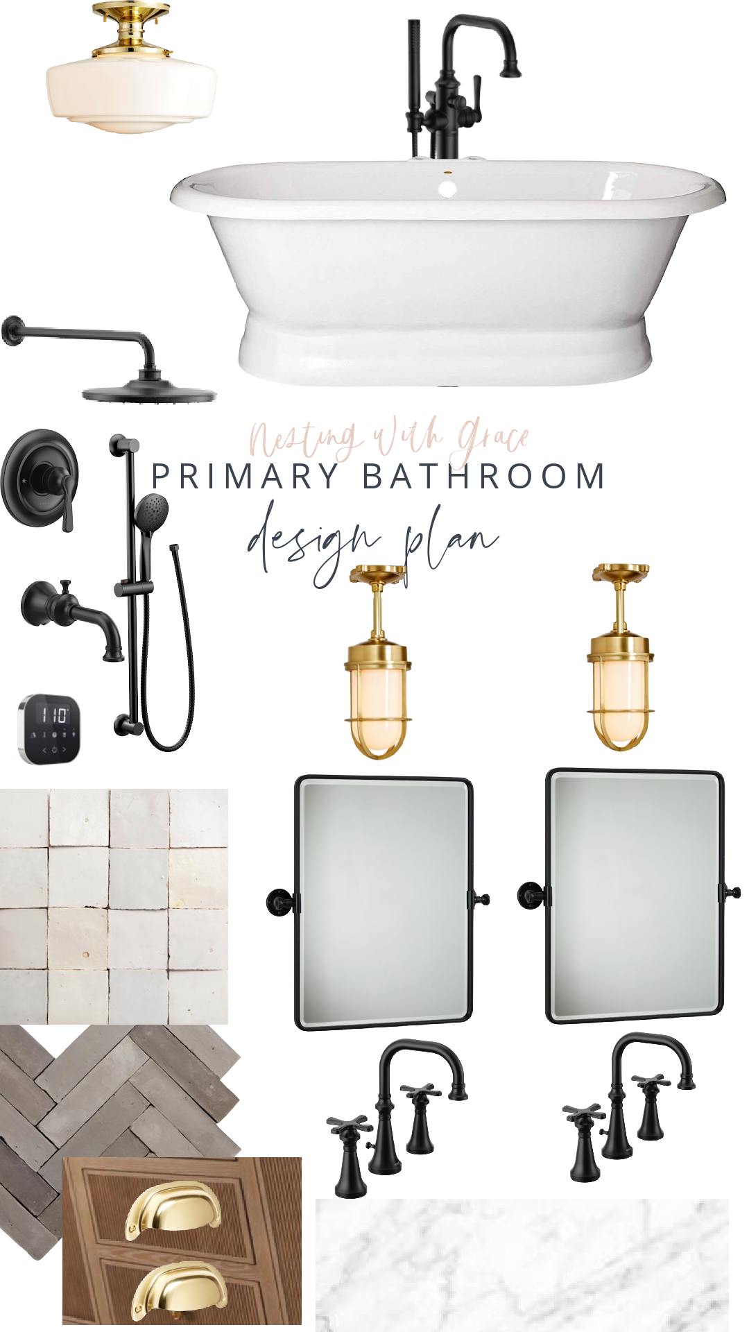 Bathroom Inspiration and Ideas