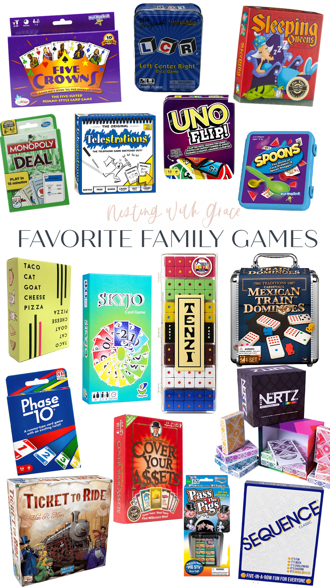Must have Games Popular Board Games
