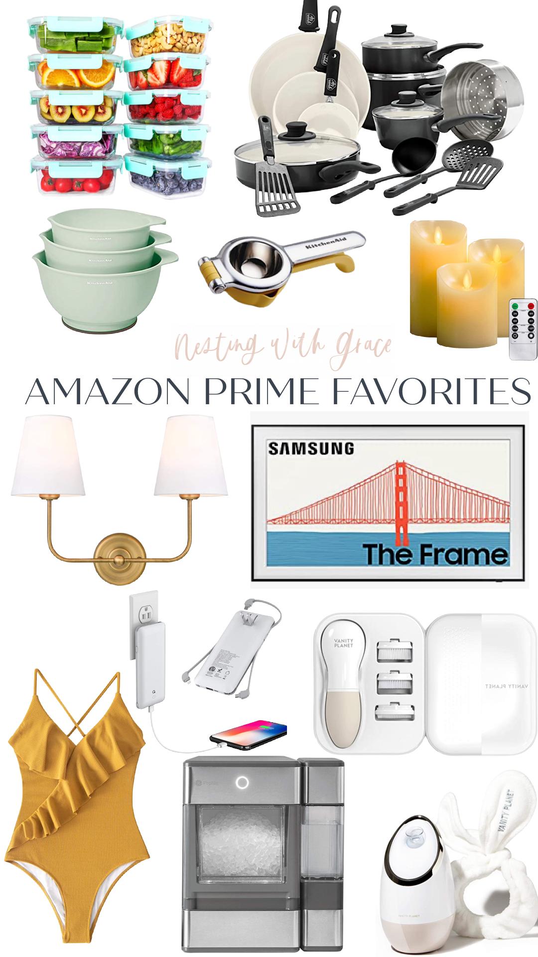 Amazon Prime Favorites