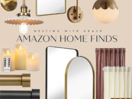 Amazon Home Decor Favorites