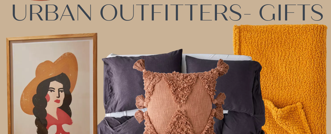 Urban Outfitters- Home Decor and Clothes- Gift Ideas